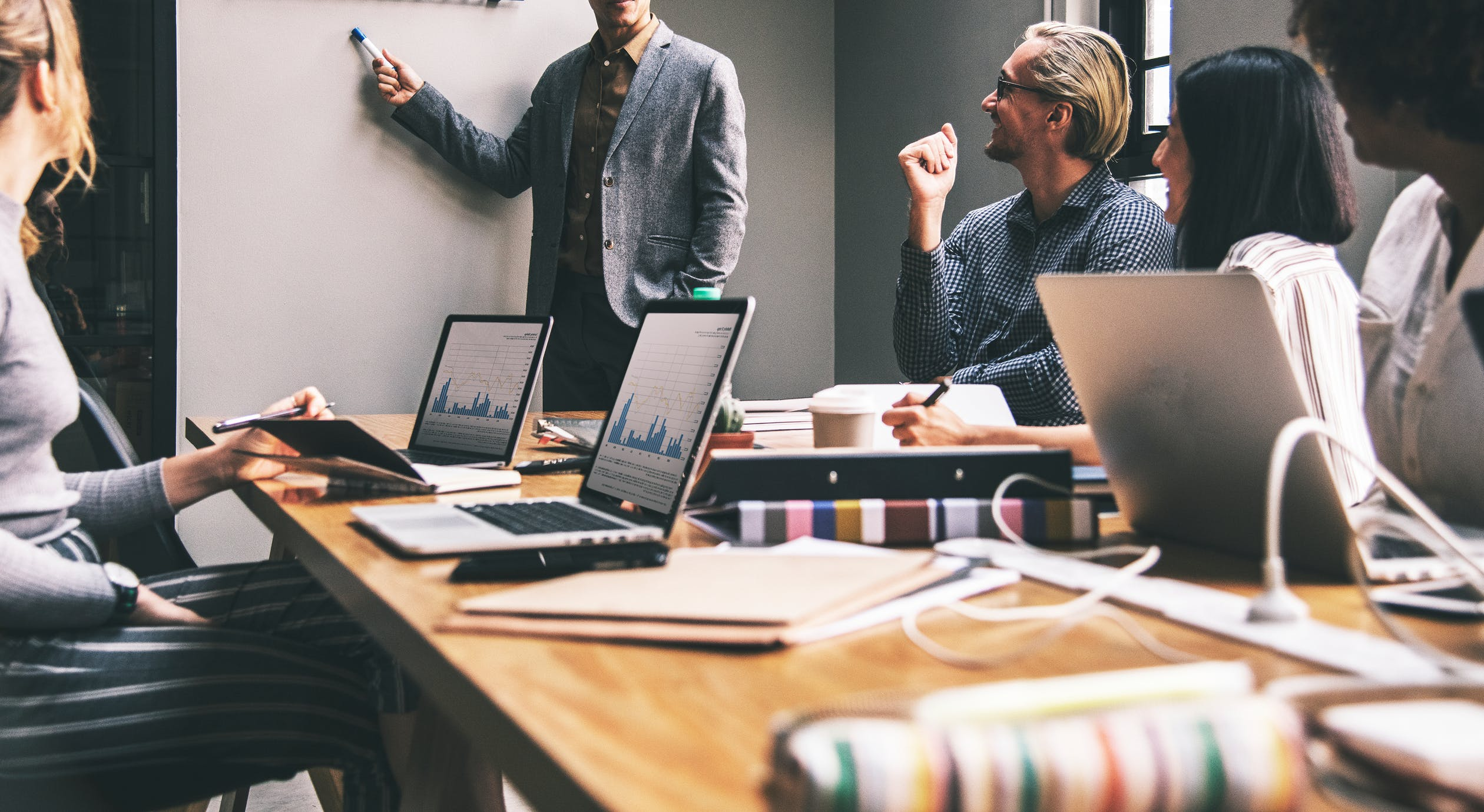 Trois façons d'améliorer vos capacités de réflexion stratégique